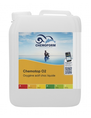 CHEMOTOP OXYGENE ACTIF CHOC 12% BIDON...