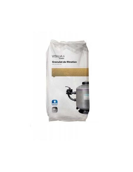 Gravier de 2 à 4 mm sac de 25kg