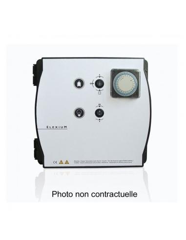 Coffret ELEXIUM filtration + surp. + transfo 600w / 6,3-10