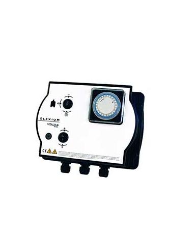 Coffret ELEXIUM filtration seule dmt 9-13 amp