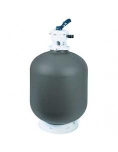 Filtre à sable XEO 5 m³/h vanne top 1''1/2