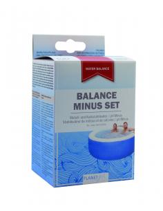 Spa balance minus 6 x 30g +...